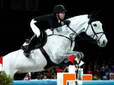 Springruiter Van der Vleuten sliep nachten niet na blessure toppaard: 'Ik zag meteen dat ze pijn had'