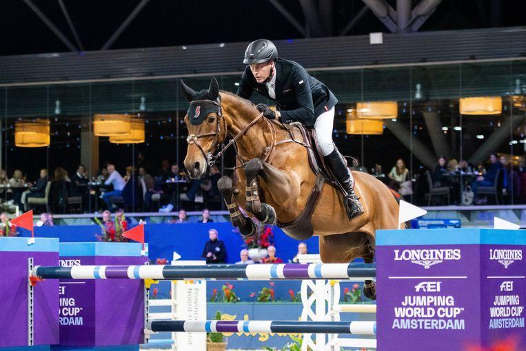 De organisatie van Jumping Amsterdam heeft al besloten het paardensportevenement in januari 2021 te schrappen. Beeld BSR Agency