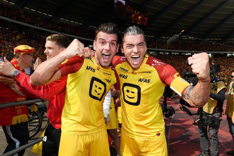 Van Damme en De Witte.