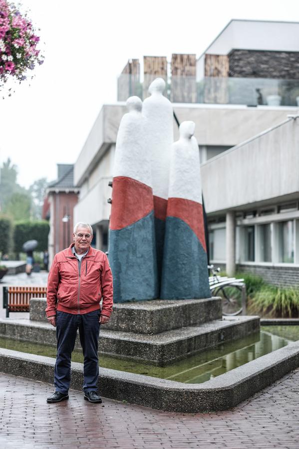 Hans Jager, gepensioneerd leidinggevende Rabobank Winterswijk