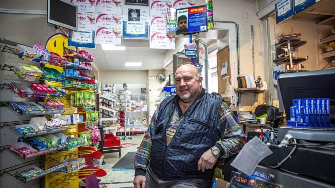 Jannick (58) van de Krantenboetiek neemt na bijna twintig jaar afscheid van Hekelgem