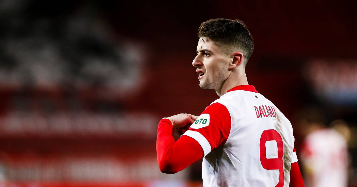 Geblesseerde Dalmau blijft zorgenkindje FC Utrecht | Eredivisie - AD.nl