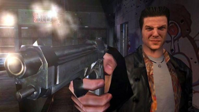 Max Payne Beeld Rockstar Games