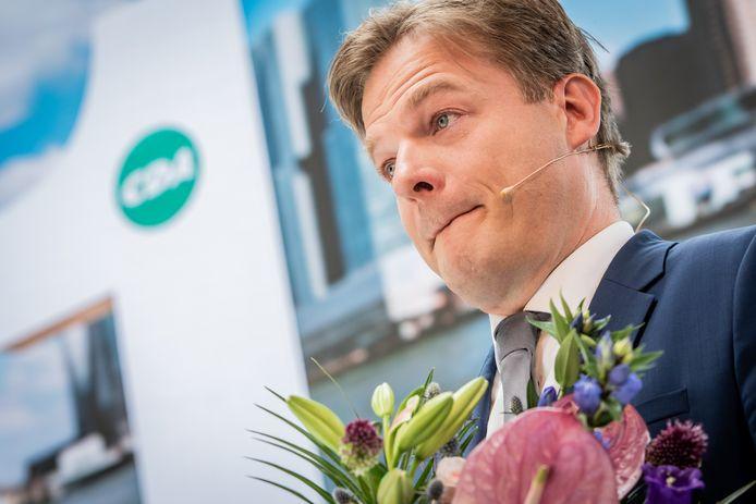 In Pieter Omtzigt heeft de regio voor het eerst in tijden weer een machtige stem