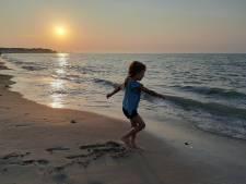 Zomerfoto's: Dansen naar het einde van de zomer