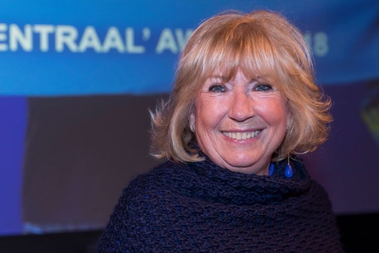 NLD/Amsterdam/20180129 - Week van Het Vergeten Kind - 'Kind Centraal' Award  Op de foto: Willeke Alberti Beeld Brunopress