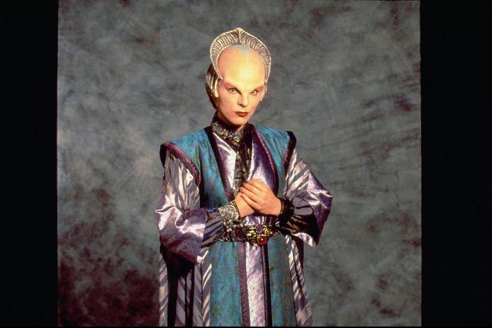 Mira Furlan in 'Babylon 5'