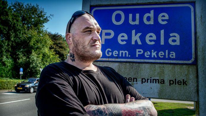 Paul Röbbecke, initiatiefnemer van de burgerwacht in Oude Pekela.