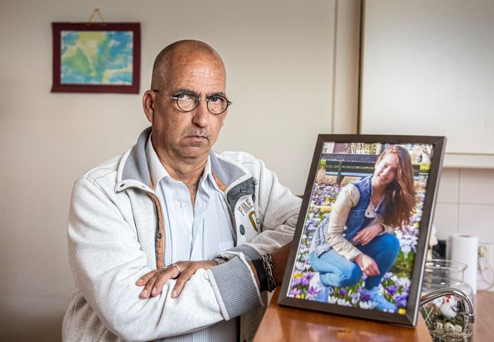 René Verschuur, vader van de 19-jarige Roos die overleed door de aanslag op een tram in Utrecht