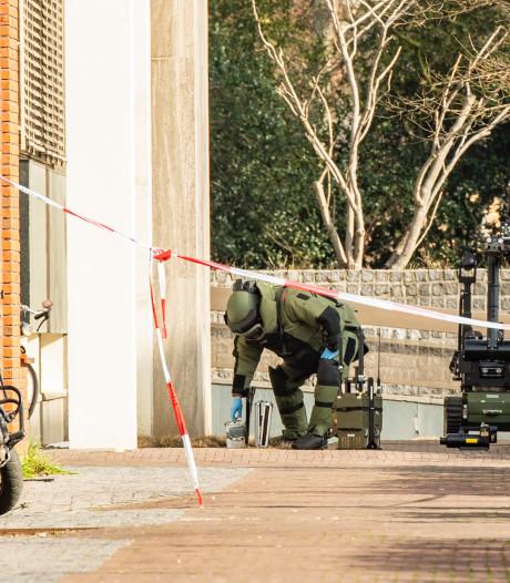 Ruzie met Rabobank was reden voor achterlaten twee nepbommen