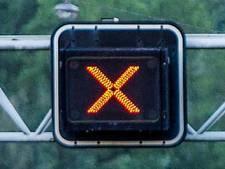 Verkeerschaos in de Haagse spits: meerdere ongelukken veroorzaken lange files