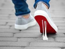 Gatsie: kauwgom onder de schoenen... wanneer wordt Hengelo kauwgomvrij?