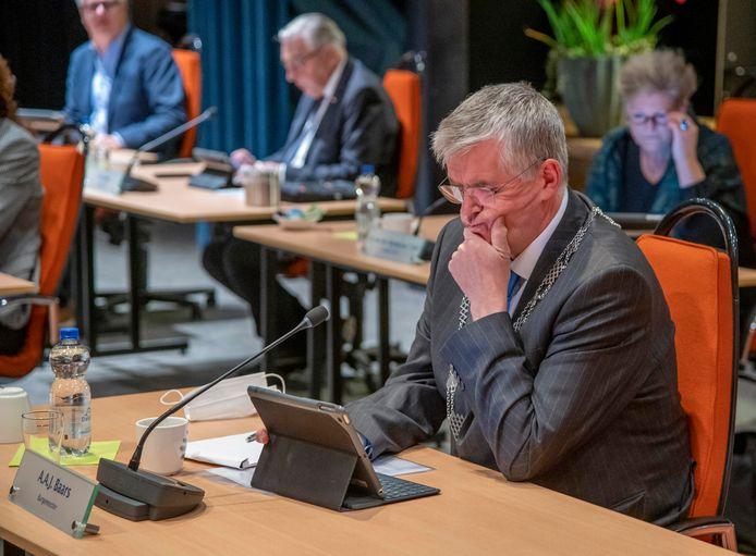 De laatste raadsvergadering van André Baars.