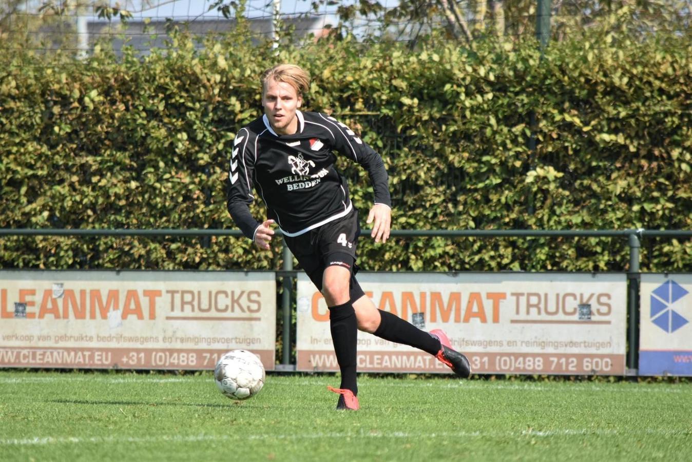 Kelvin Ruysch, komend seizoen actief voor Robur et Velocitas