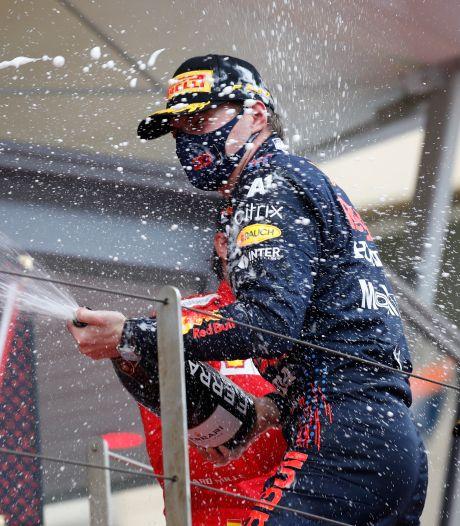 Alle uitslagen, standen en programma van dit F1-seizoen