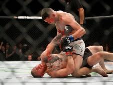Nate Diaz maakt rentree in UFC en derde gevecht tegen McGregor lijkt een optie