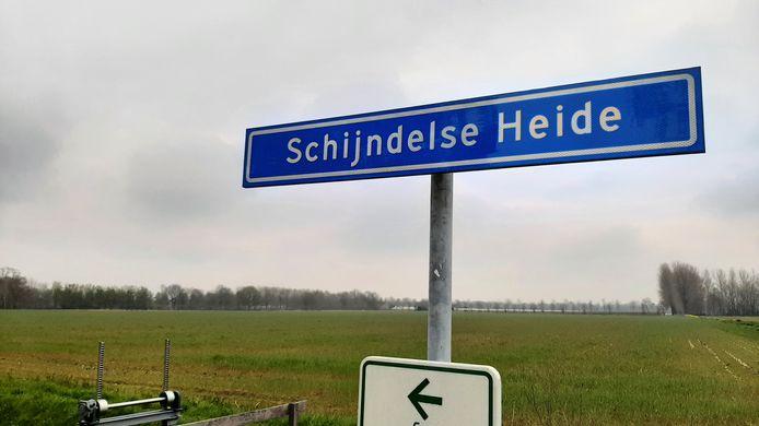 De Schijndelse Heide, een van de vier zoeklocaties voor windturbines in Meierijstad.