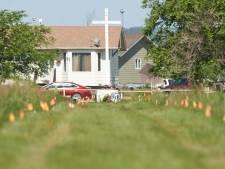 Opnieuw kerkbranden in Canada na vondsten van massagraven op katholieke kostscholen