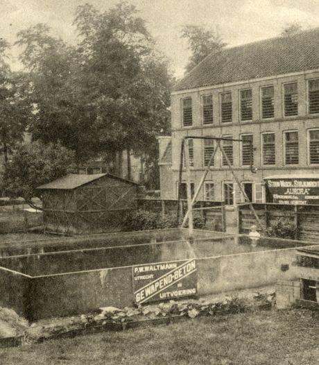 De was doen bij Aurora in 1856: eerst weken, dan koken en na vier dagen was je was weer schoon
