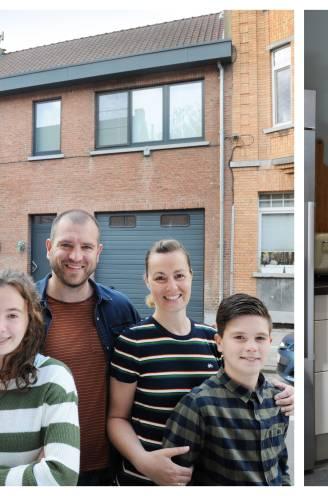 """Makelaar is onder de indruk van het rijhuis van Sam (40) en Tina (41): """"Mocht dit een vrijstaand huis zijn, neemt de waarde al gauw toe met 125.000 euro"""""""