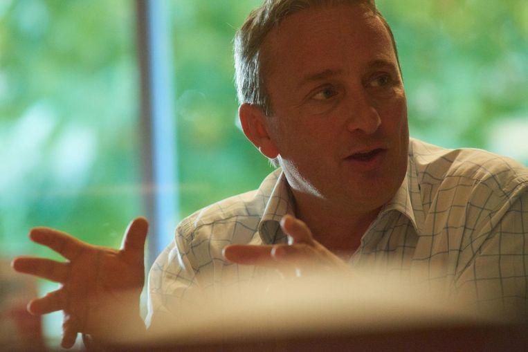 Pascal Gilet, algemeen directeur Heineken Nederland Beeld Heineken