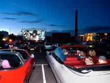 Op Valentijnsdag naar drive-inbioscoop in Helmond