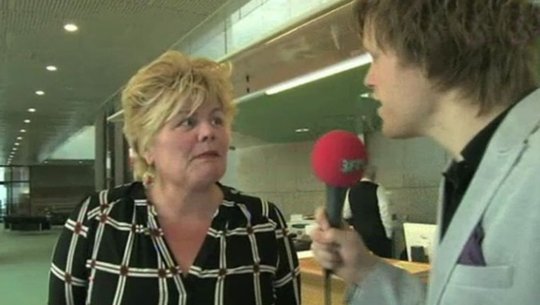 Ineke van Gent in gesprek met Lex Uiting van 3 FM Beeld
