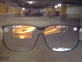 Slimme bril in aantocht: hier werken de techreuzen aan