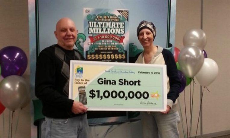 Vrouw met borstkanker wint binnen 3 maanden 2 keer de loterij