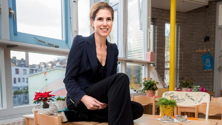 Wethouder Simone Kukenheim Beeld Rink Hof