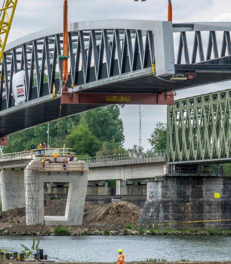 Nieuwe fietsbrug brengt Cuijk en Nijmegen dichter bij elkaar