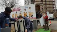 50 vrijwilligers verhuizen groepspraktijk Geneeskunde voor het Volk