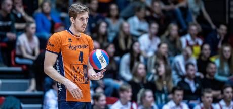 Joris Marcelis stopt met volleybal