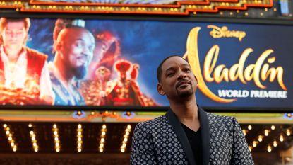 """Will Smith: """"Dankzij 'Aladdin' vond ik mijn passie voor acteren terug"""""""