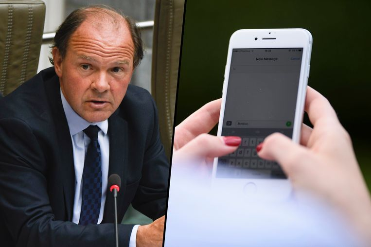 Philippe Muyters (N-VA), Vlaams minister voor Innovatie.