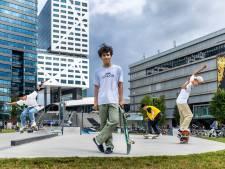 Olympiërs Roos en Keet zijn een voorbeeld voor skaters: 'Ik wil ook naar de Spelen'