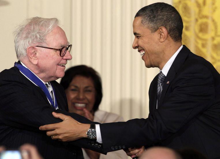 Buffets steun volstond niet voor Obama.