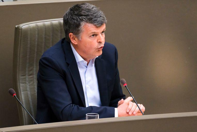 Minister van Samenleven Bart Somers (Open Vld) . Beeld BELGA