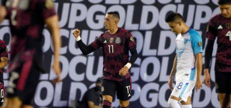 Argentijn helpt Mexico aan eerste zege op Gold Cup
