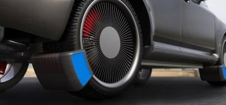 Nieuw filter legt fijnstof van rubber aan banden