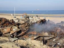 Bij strandpaviljoen Puur weten ze wat Bar Goed doormaakt na brand: 'Er komt zoveel op je af'