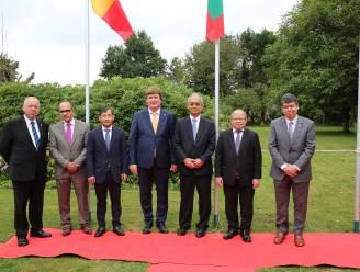 Consulaat van Malediven opent in Balen in aanwezigheid van tal van hooggeplaatste gasten