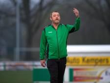 Trainer Marco Engelberts opgestapt bij Wolfersveen
