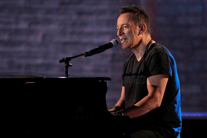 Bruce Springsteen in 2018