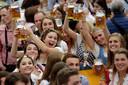 Vorig jaar vloeide er maar liefst 7,5 miljoen liter bier op het Oktoberfest.