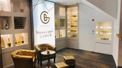 Gold Bar serveert gouden drankjes voor Make-A-Wish