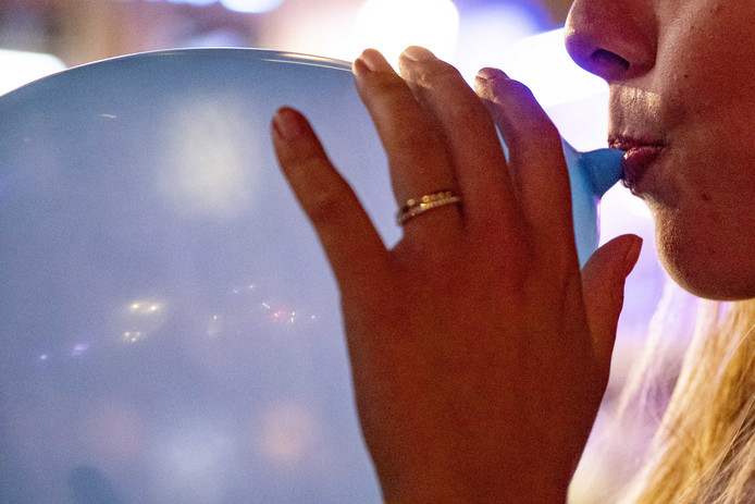 Horeca-ondernemers in Gorinchem gaan klanten informeren over het gebruik van lachgas. (foto ter illustratie)