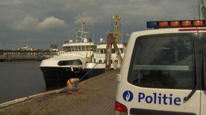 Negenkoppige bemanning van schip dat vluchtelingen op zee redde is in quarantaine geplaatst
