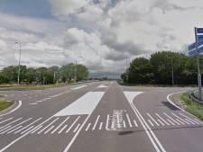Kruising grondig op de schop: rotonde aangelegd 'om doorstroming en veiligheid te verbeteren'