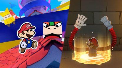 Mario is terug met lange uitvouwbare armen